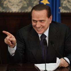 Silvio Berlusconi, Kienyke