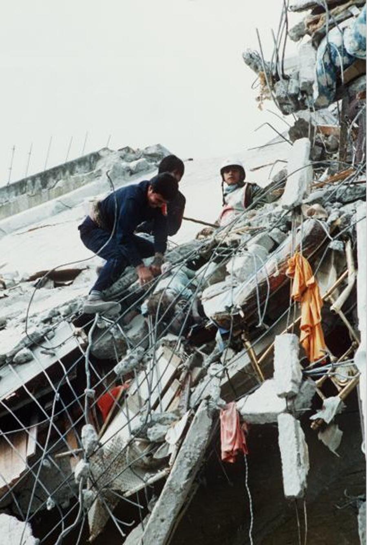 Terremoto Mexico 85, kienyke