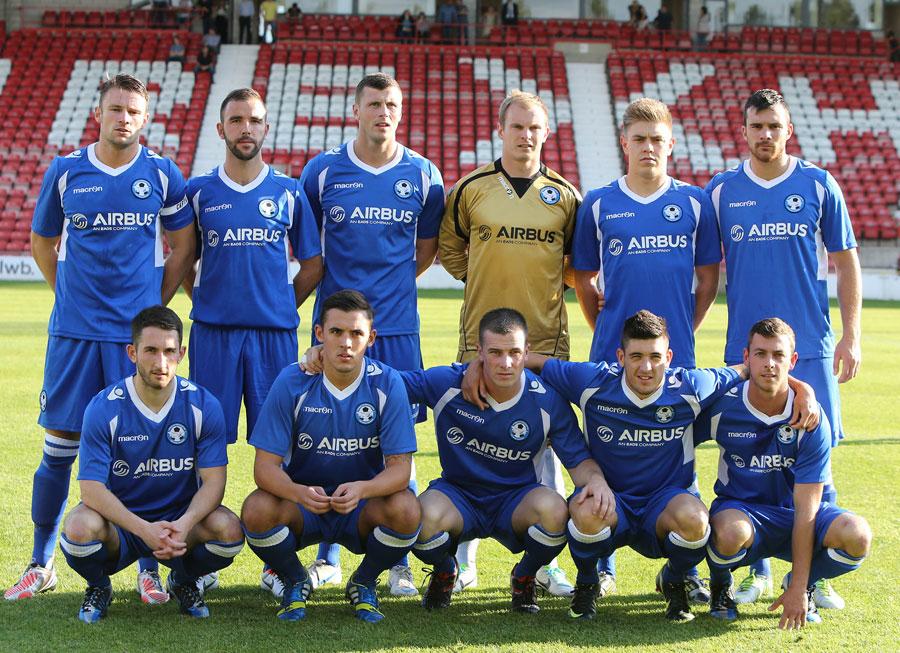Equipo Airbus, Fútbol, Kienyke