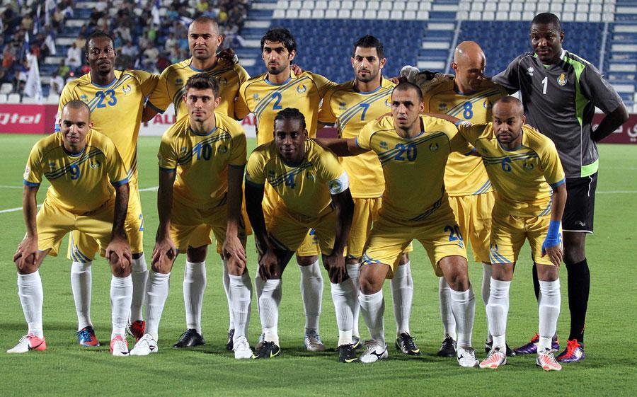 Equipo Al Garrafa, Fútbol, Kienyke