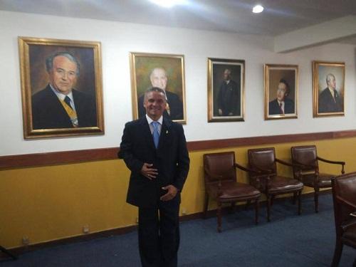Cuenta Huesos, Alerta, Juan Ricardo Lozano