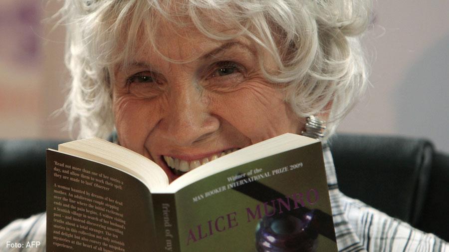 Alice Munro, Nobel, Kienyke