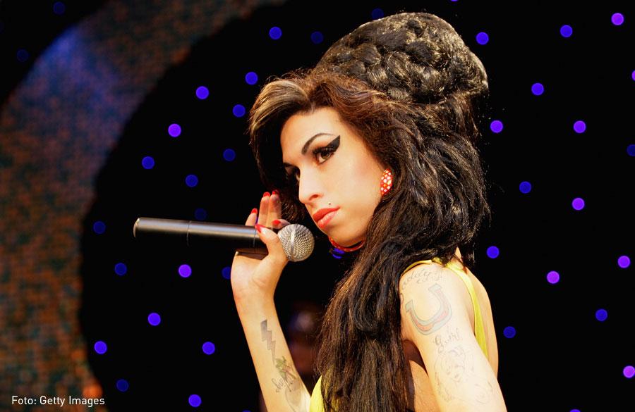 Amy Winehouse, Kienyke