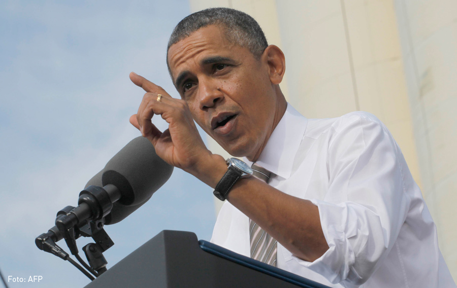 Barack Obama, Kienyke