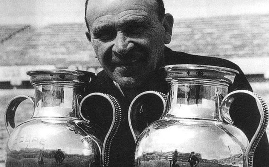 Bela Guttman, Kienyke