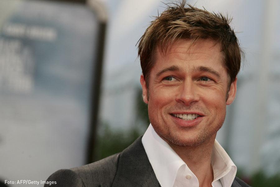 Brad Pitt, Kienyke