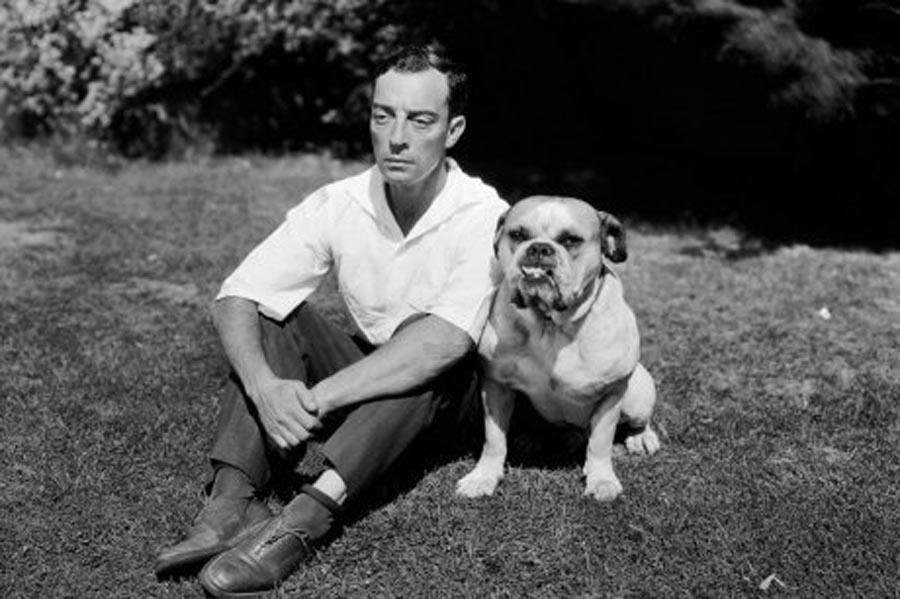 Buster Keaton Interior, ACTOR, kienyke
