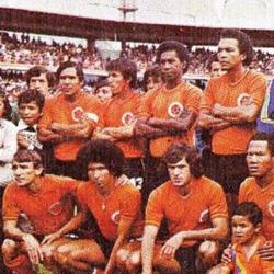 Camiseta 1975, Colombia, Kienyke