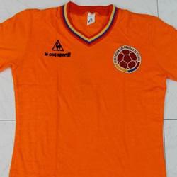 Camiseta 1980, Colombia, Kienyke