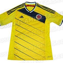 Camiseta 2014, Colombia, Kienyke