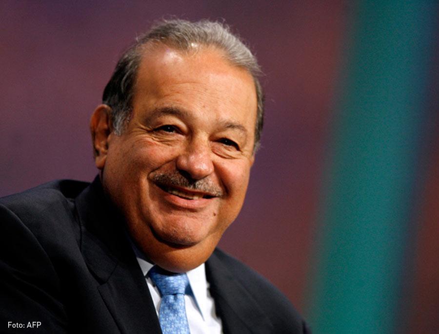 Carlos Slim, Kienyke