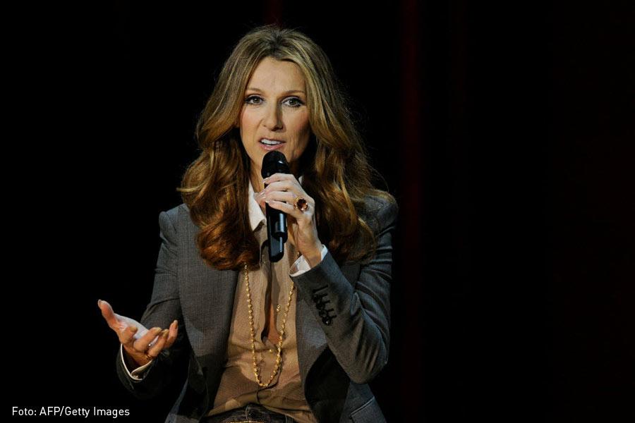 Celine Dion, Kienyke