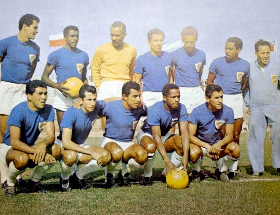 Colombia 4 4 Unión Soviética, Kienyke