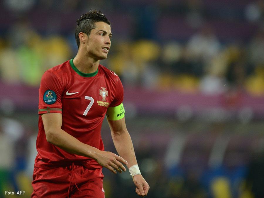 Cristiano Ronaldo, Portugal, Kienyke