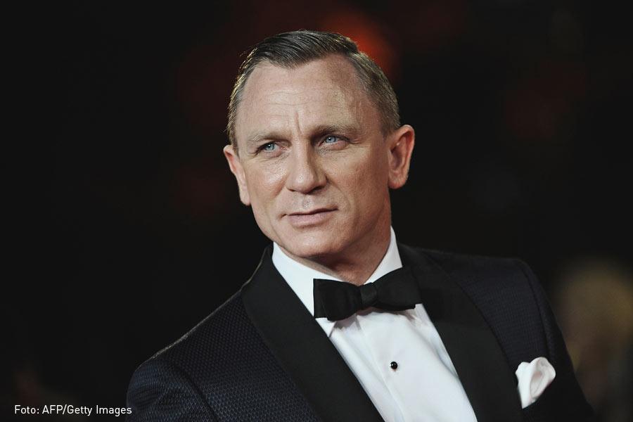 Daniel Craig, Kienyke