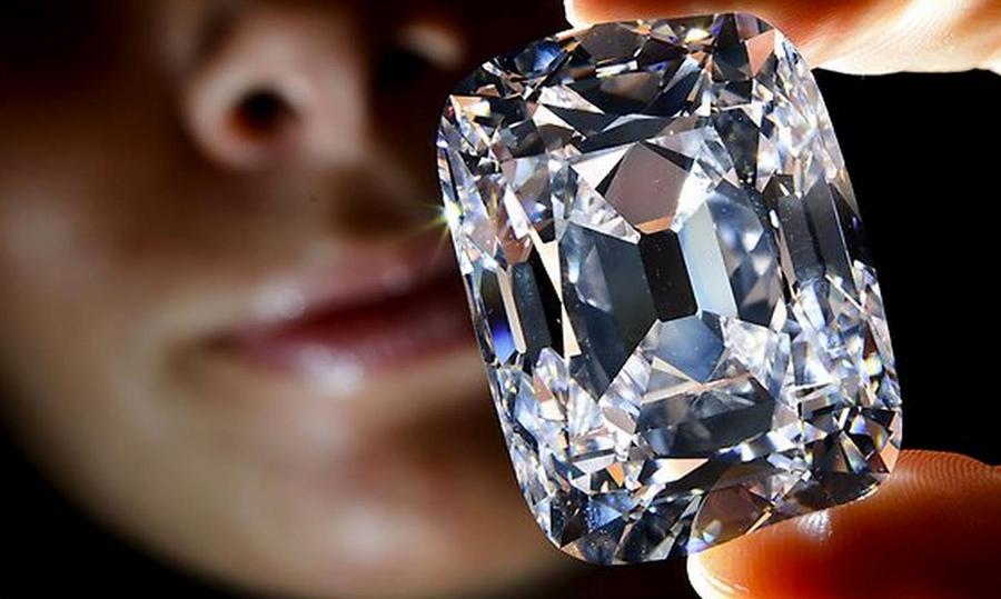Diamantes, Kienyke