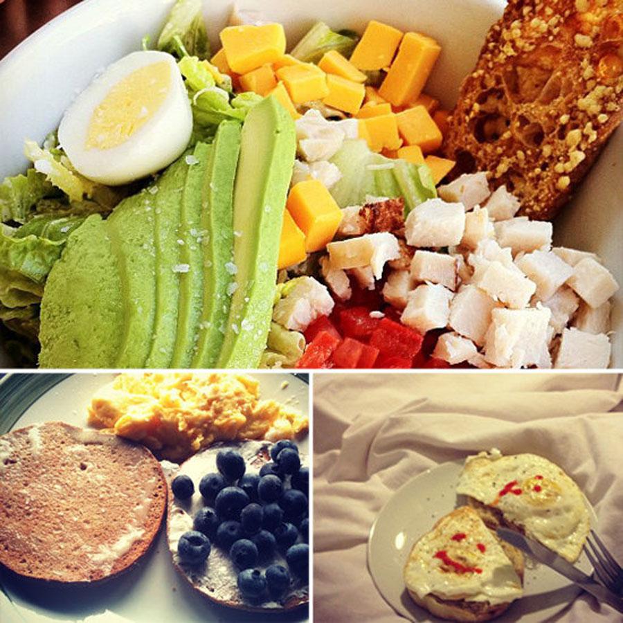 Comida, instagram, Kienyke