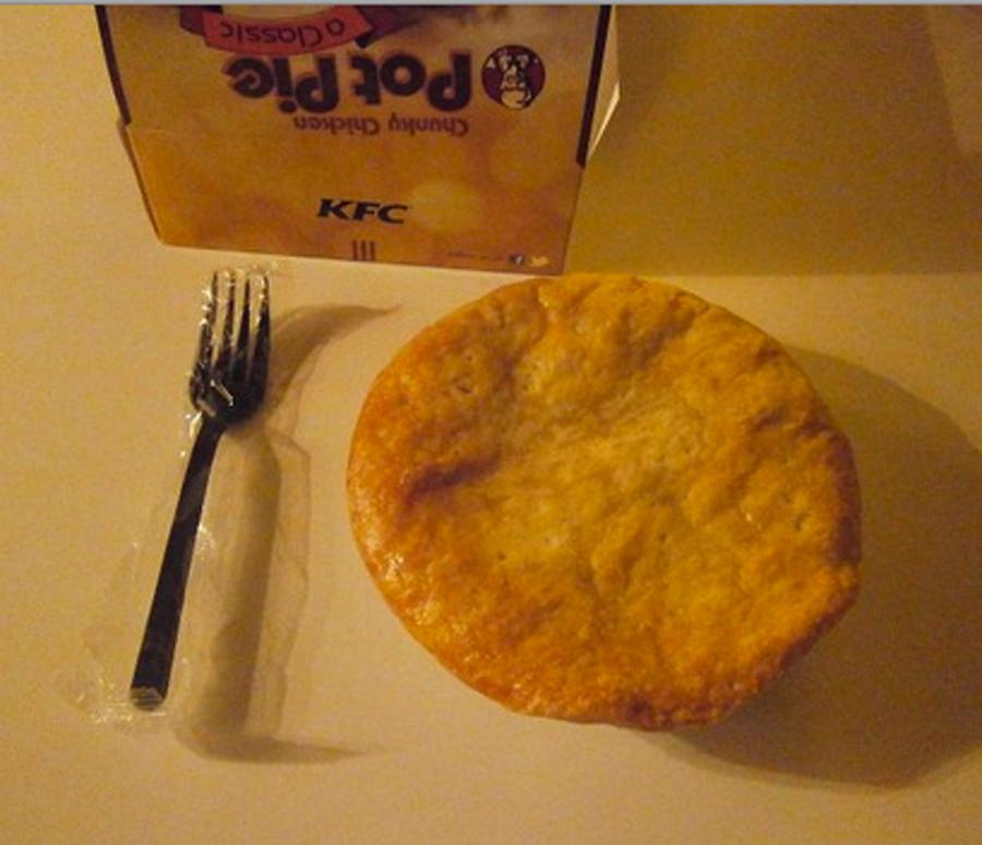 Empanadas de KFC, Kienyke