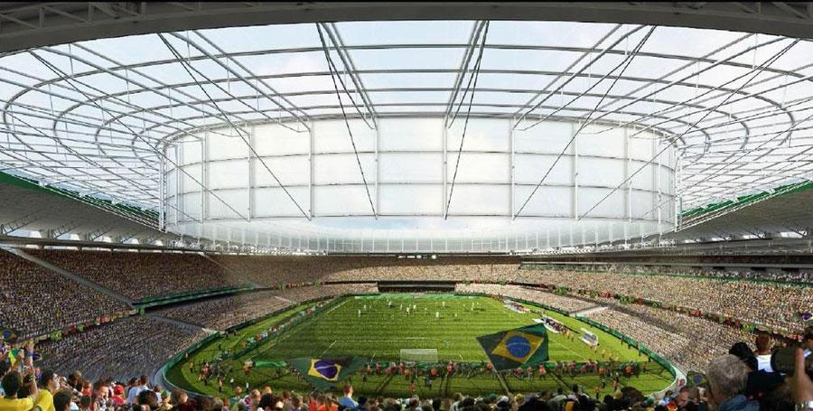 Estadio Maracana, Brasil, Kienyke