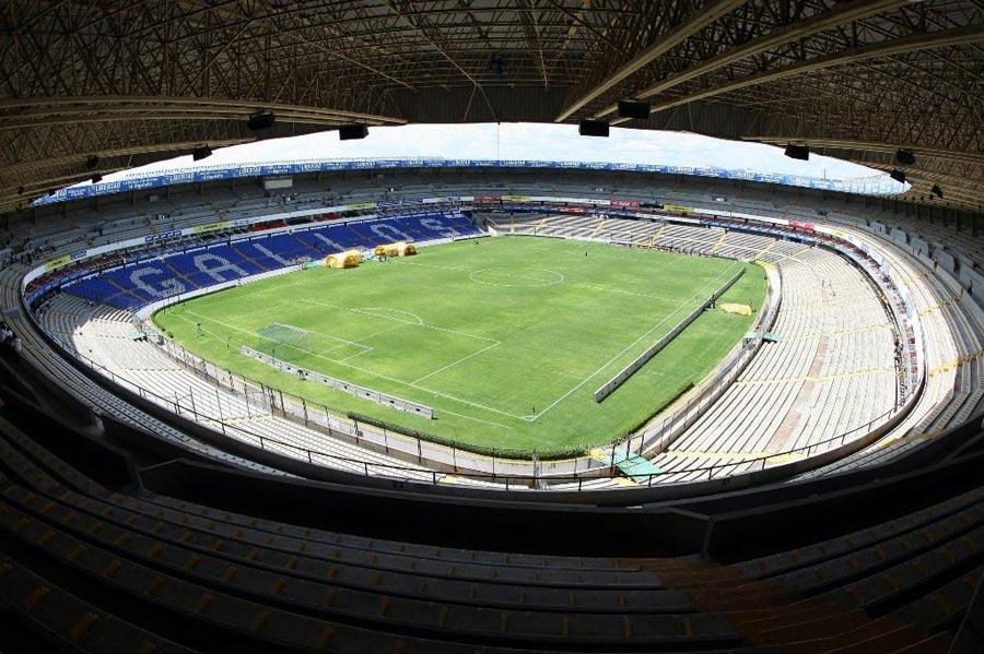 Estadio La Corregidora, Kienyke
