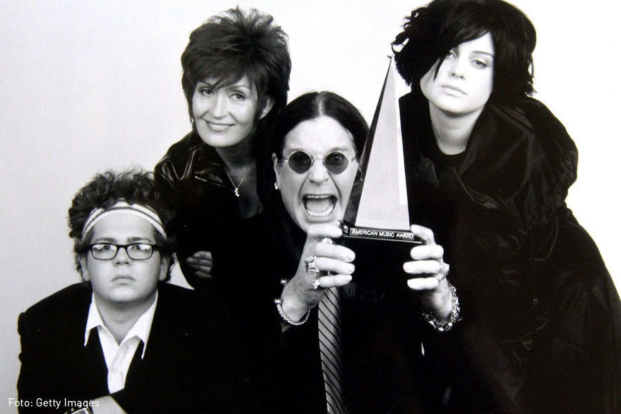Familia Osbourne, Kienyke