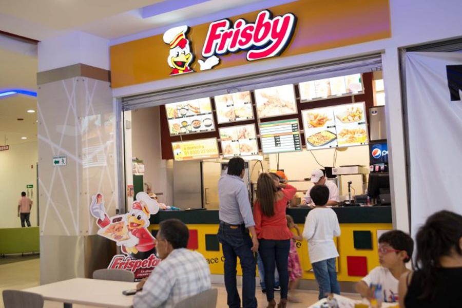 Frisby, Pollo frito, Kienyke