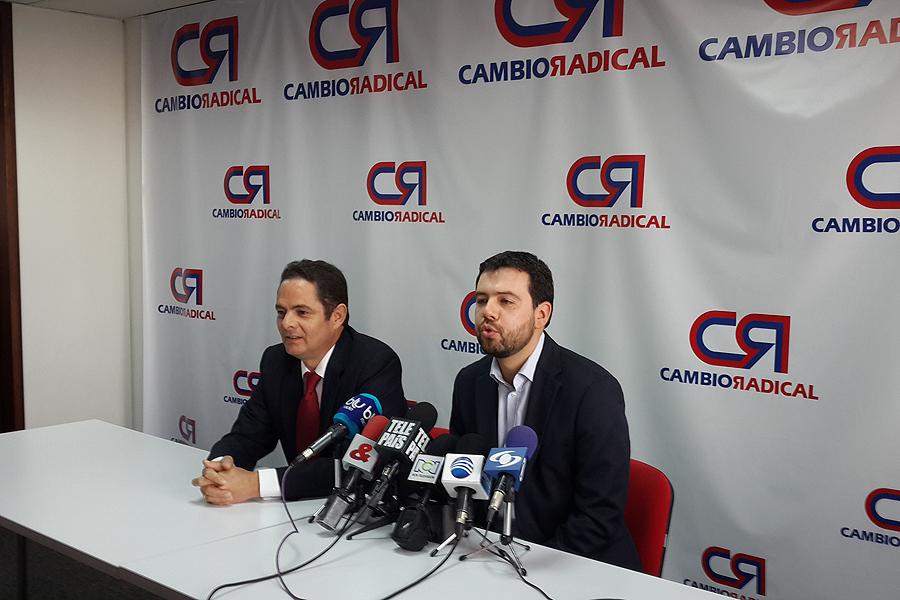 Germán Vargas Lleras y Carlos Fernando Galán, kienyke