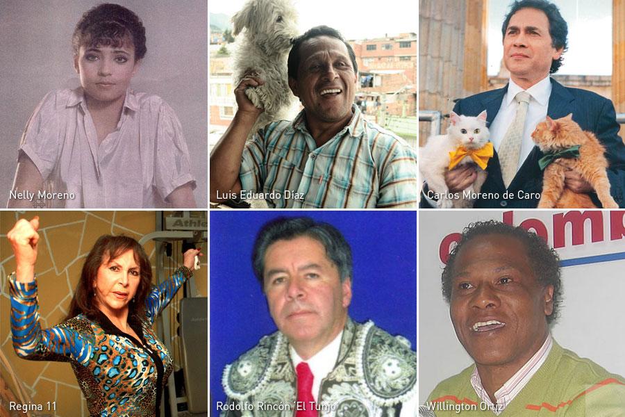 ¡Inolvidables! ¿Qué pasó con los políticos más excéntricos de Colombia?