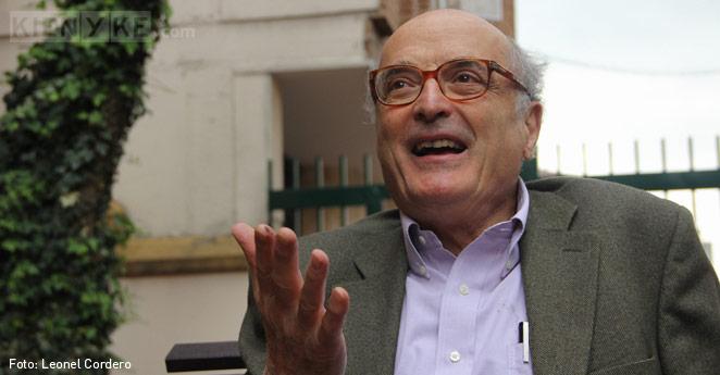 """Daniel Pecaut: """"A los privilegiados no les interesa la paz"""""""