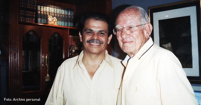 Alfonso López y Ricardo Gutierrez