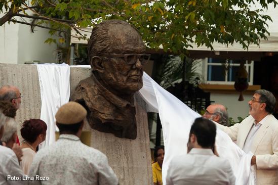 Busto de Alfonso Lopez Michelsen