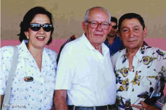 Consuelo araujo Alfonso Lopez y Rafael Escalona