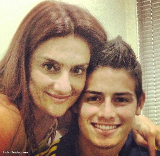 Pilar mama James