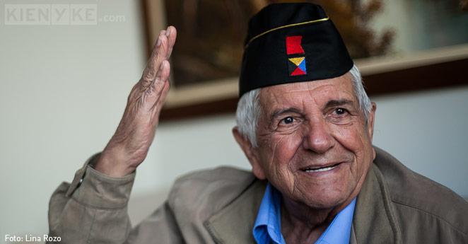 La prodigiosa memoria de un veterano de guerra