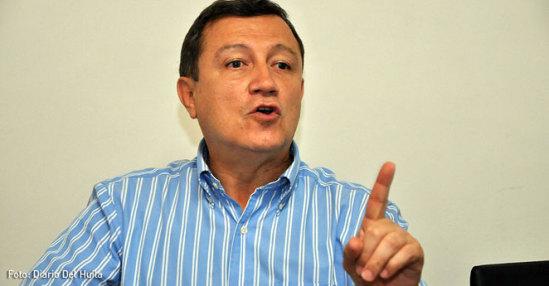 Ernesto Macias Tovar, senador de la república