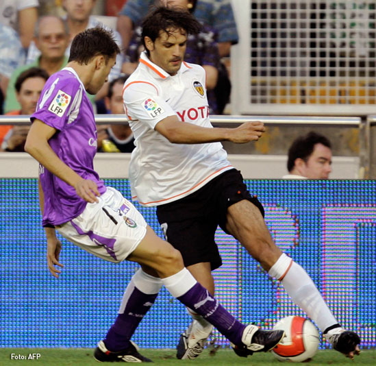 Fernando Morientes, jugador de futbol Español