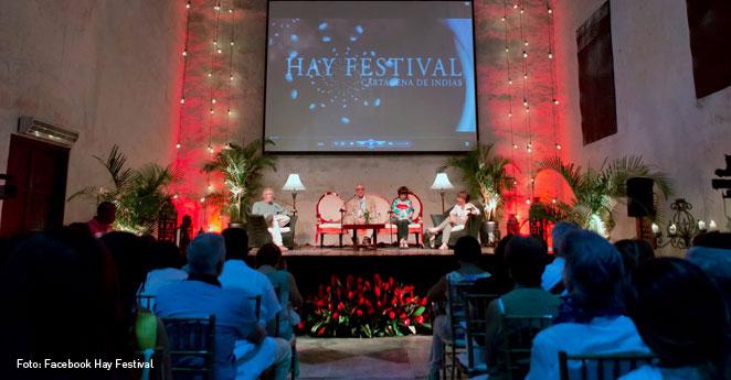 Una programación 'De película' para el Hay Festival