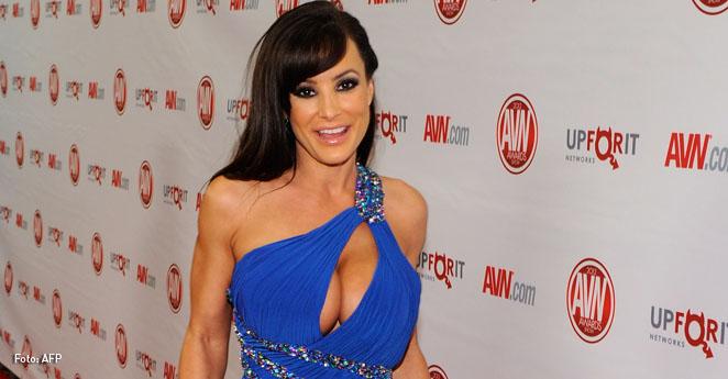 Lisa Ann actriz porno