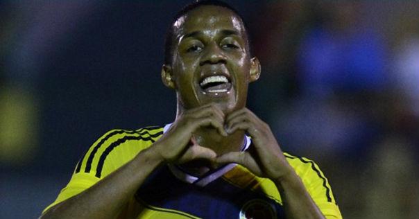Colombia derrotó 3-0 a Chile en Sudamericano Sub'20