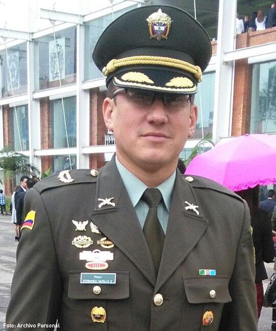 Mayor Fernando Murillo