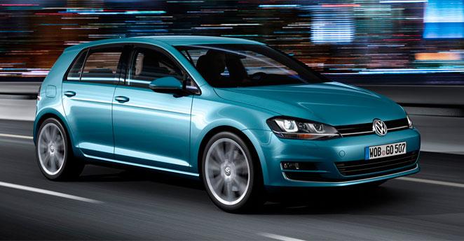 Volkswagen Golf, elegido como el  Auto del año en EE.UU.