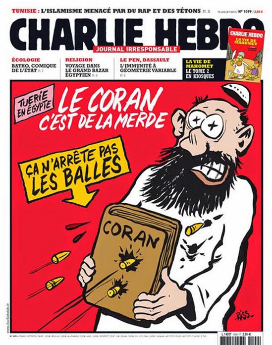 Atentado terrorista en Paris Charlie Hebdo