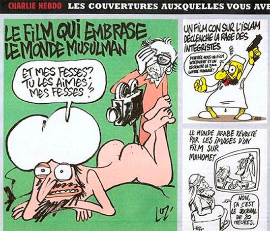 Atentado terrorista en Paris Francia, Charlie Hebdo