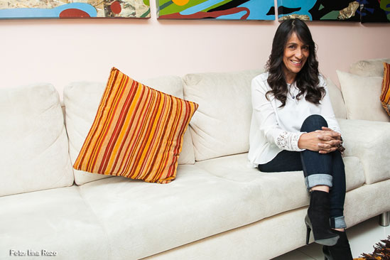 Lida Pabón, gerente de pinturas Tito Pabón