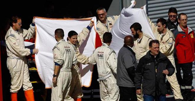 Misterio tras el accidente de Fernando Alonso