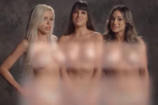 Actrices porno arremeten contra 50 sombras de Grey