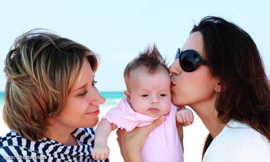 Adopcion gay lesbianas