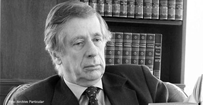 Falleció Alberto Lozano, exrector de la Universidad Jorge Tadeo Lozano
