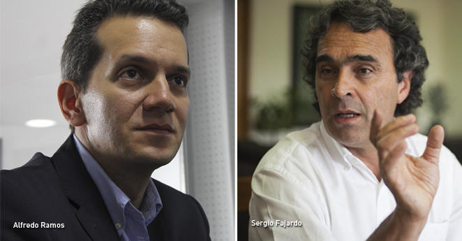 El senador Ramos enfila baterías contra la Gobernación de Antioquia