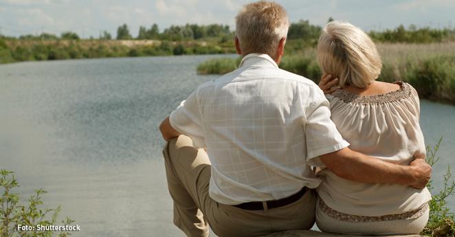 Puro amor: 67 años de casados y murieron agarrados de la mano